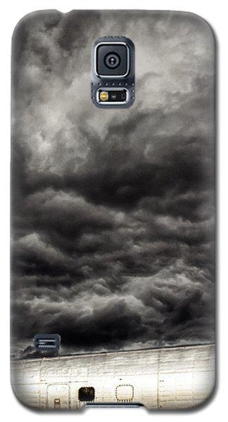 Airplane Galaxy S5 Case by Bob Orsillo