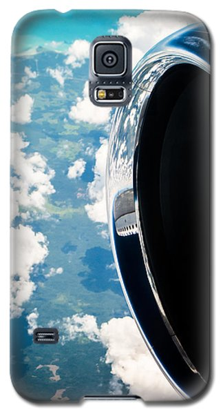 Tropical Skies Galaxy S5 Case