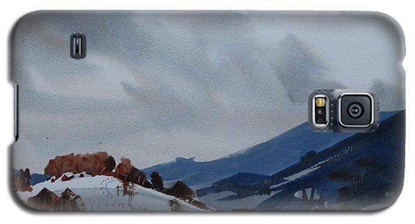 Airyhill Galaxy S5 Case by Len Stomski