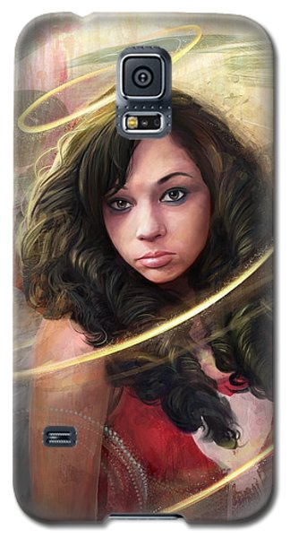 Aisha Galaxy S5 Case