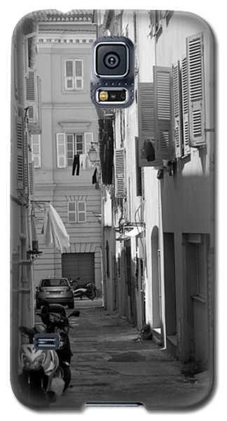 Ajaccio Back Alley Galaxy S5 Case