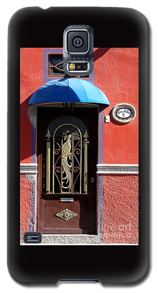 Ajijic Door #8 Galaxy S5 Case