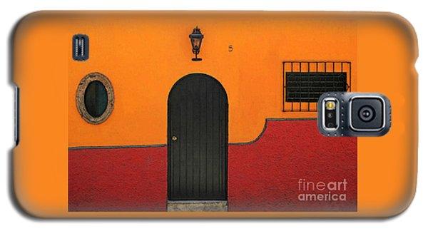 Ajijic Door No.4 Galaxy S5 Case