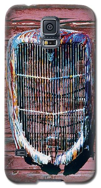Aj's Grille Galaxy S5 Case by Alan Johnson