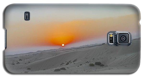 Al Ain Desert 12 Galaxy S5 Case