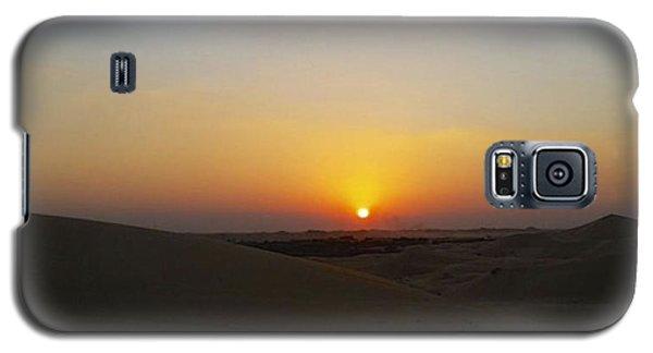 Al Ain Desert 15 Galaxy S5 Case