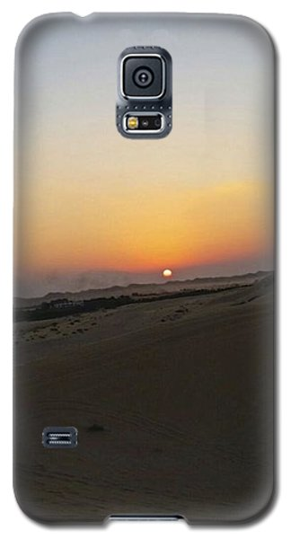 Al Ain Desert 20 Galaxy S5 Case