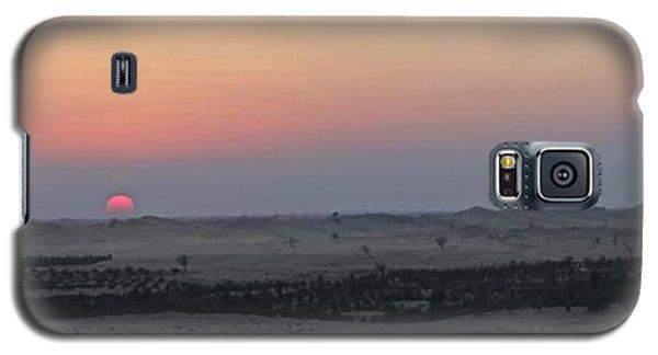 Al Ain Desert 7 Galaxy S5 Case