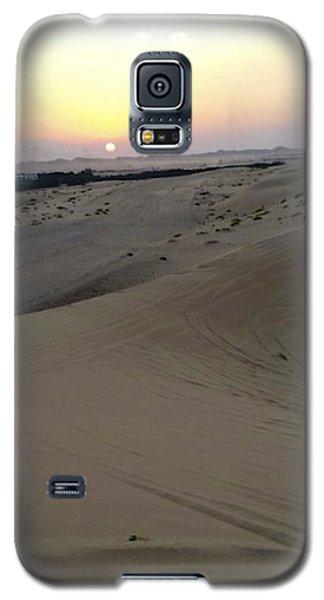 Al Ain Desert 8 Galaxy S5 Case