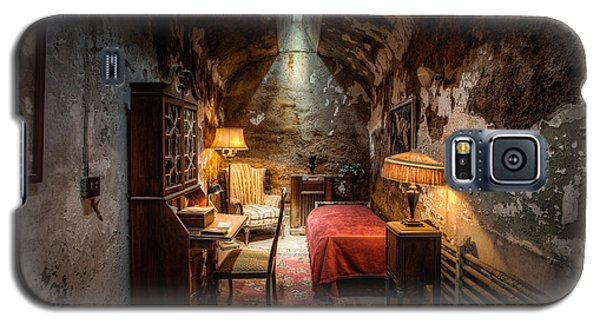 Al Capone's Cell - Historical Ruins At Eastern State Penitentiary - Gary Heller Galaxy S5 Case