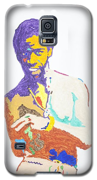 Al Green Galaxy S5 Case by Stormm Bradshaw