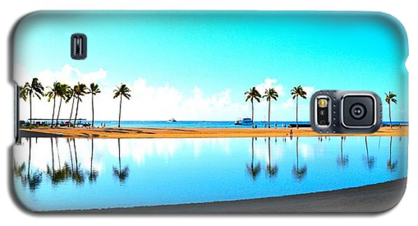 Peaceful Reflections Galaxy S5 Case