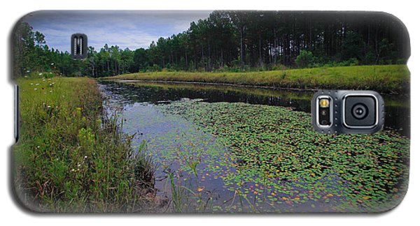 Alabama Country Galaxy S5 Case by Julie Andel