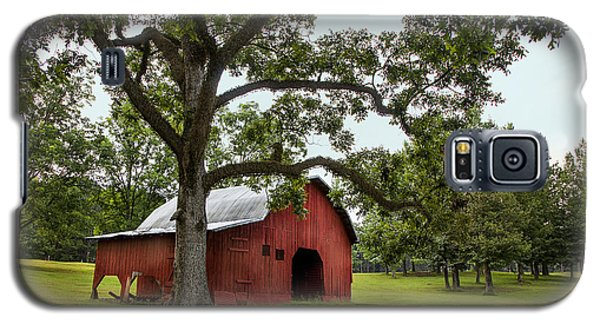 Alabama Red Barn  Galaxy S5 Case