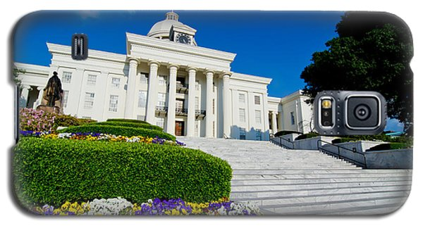 Alabama State Capitol Building Galaxy S5 Case