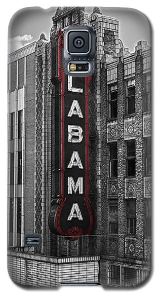 Alabama Theater Galaxy S5 Case by Fred Baird