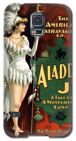 Aladdin Jr Amazon Galaxy S5 Case by Terry Reynoldson