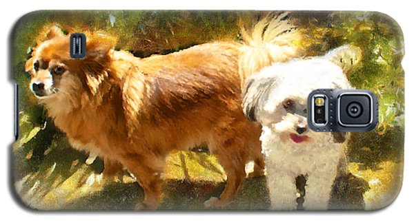 Alameda Bestfriends Galaxy S5 Case