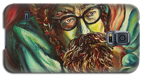 Alan Ginsberg Poet Philosopher Galaxy S5 Case