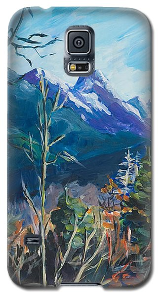 Alaska Autumn Galaxy S5 Case
