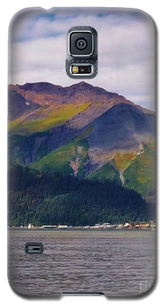 Galaxy S5 Case featuring the photograph Alaska In The Summer by Brigitte Emme