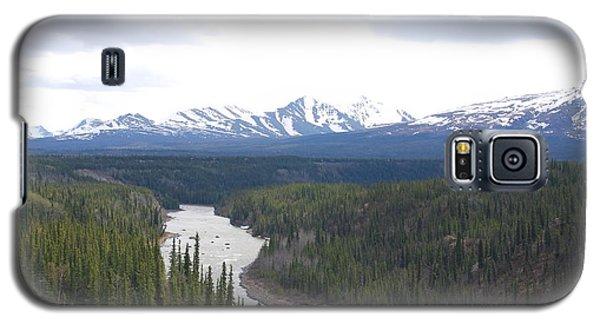 Alaska River Galaxy S5 Case