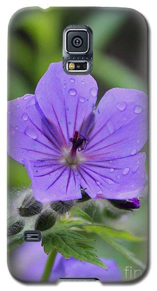Alaska Wildflower Galaxy S5 Case