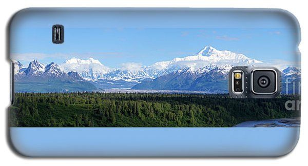 Alaskan Denali Mountain Range Galaxy S5 Case