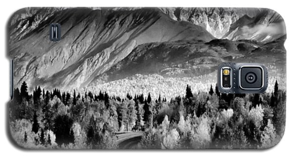 Alaskan Mountains Galaxy S5 Case by Katie Wing Vigil