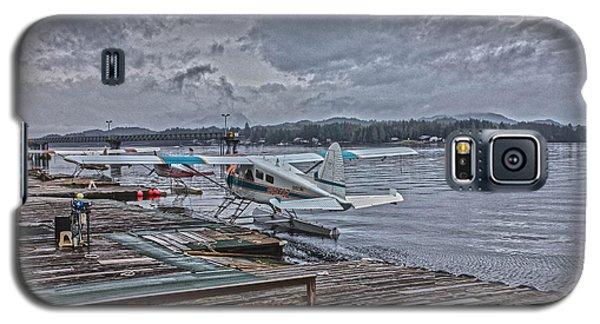 Alaskan Seaplane Galaxy S5 Case