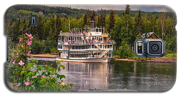 Alaskan Sternwheeler The Riverboat Discovery Galaxy S5 Case