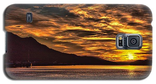Alaskan Sunset Galaxy S5 Case