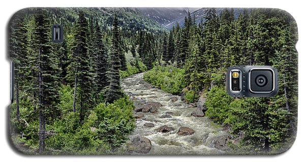 Galaxy S5 Case featuring the photograph Alaskan Wilderness by JRP Photography