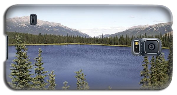 Galaxy S5 Case featuring the photograph Alaskan Wilderness by Sandy Molinaro