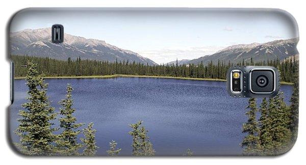 Alaskan Wilderness Galaxy S5 Case by Sandy Molinaro