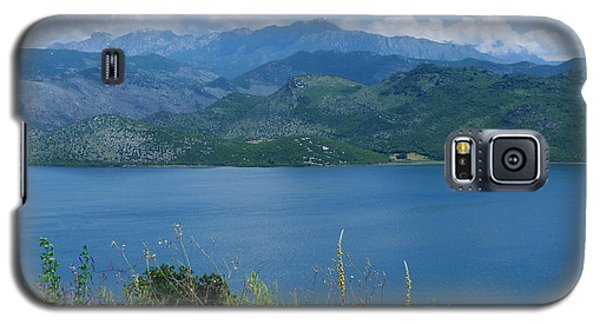Albania From Lake Skadar Galaxy S5 Case