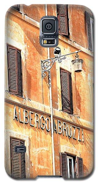 Albergo Abruzzi Galaxy S5 Case