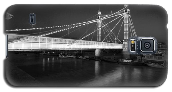 Albert Bridge At Night  Galaxy S5 Case