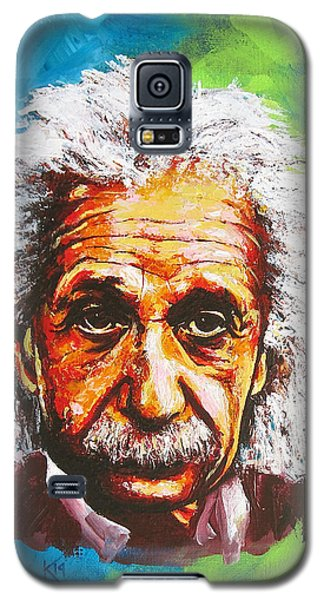 Albert Tribute Galaxy S5 Case