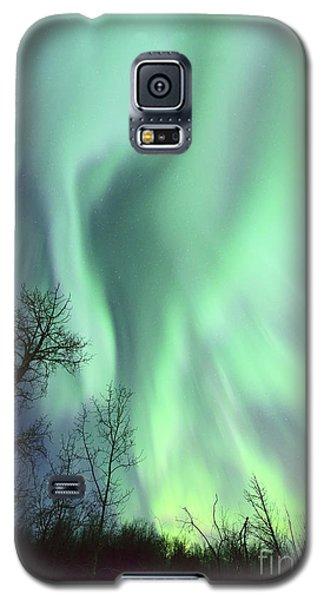 Alberta Aurora Galaxy S5 Case