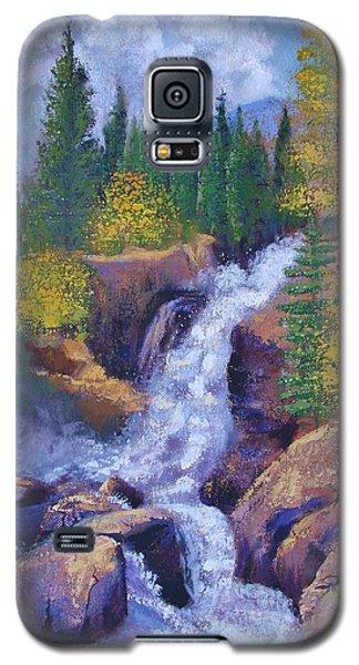 Alberta Falls Galaxy S5 Case by Margaret Bobb