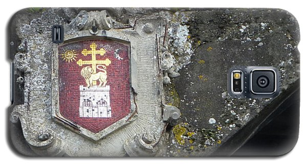 Galaxy S5 Case featuring the photograph Albi Crest On Bridge by Susan Alvaro