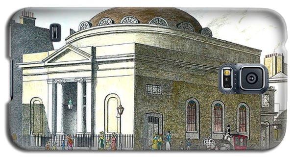 Albion Chapel Moorgate Galaxy S5 Case
