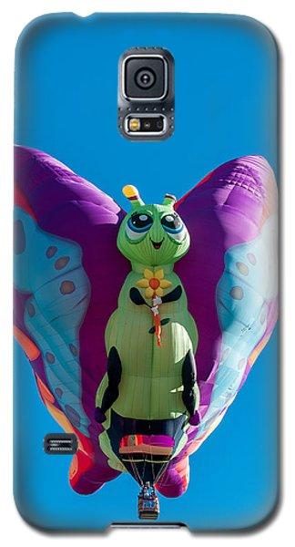 Albuquerque Balloon Fiesta 10 Galaxy S5 Case