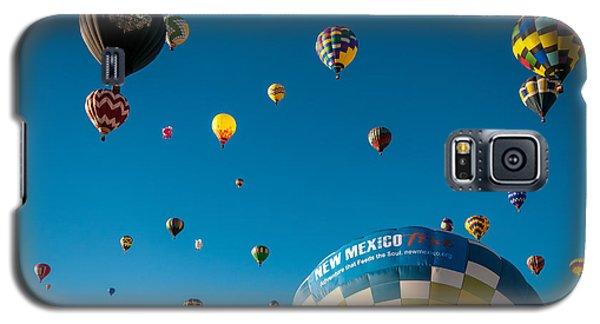 Albuquerque Balloon Fiesta 12 Galaxy S5 Case