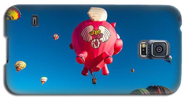 Albuquerque Balloon Fiesta 13 Galaxy S5 Case
