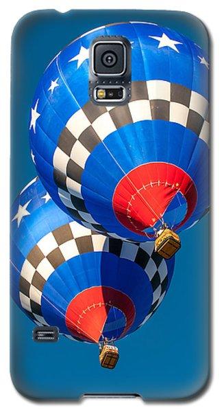 Albuquerque Balloon Fiesta 2 Galaxy S5 Case