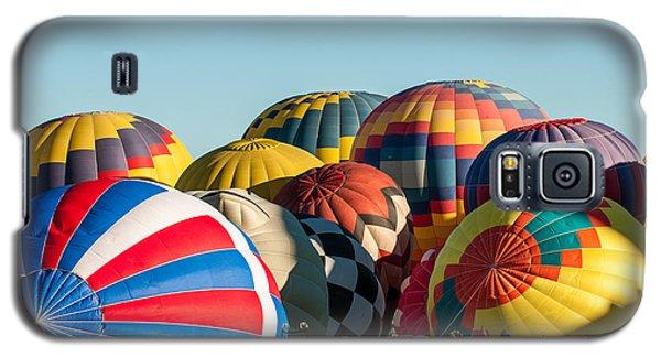 Albuquerque Balloon Fiesta 3 Galaxy S5 Case