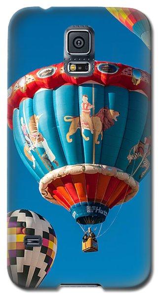 Albuquerque Balloon Fiesta 5 Galaxy S5 Case