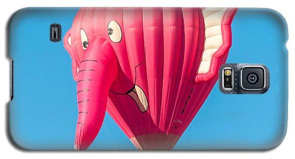 Albuquerque Balloon Fiesta 6 Galaxy S5 Case